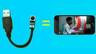 How to make camera spy camera at Homemade mini spy camera