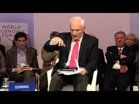 Davos 2015 - Forum: Debate Leadership in Crisis