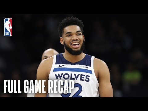 CLIPPERS vs TIMBERWOLVES | Towns & Rose Lead Minnesota | February 11, 2019