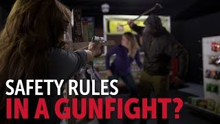 Into the Fray Episode  222: What Are The Universal Firearms Safety Rules?