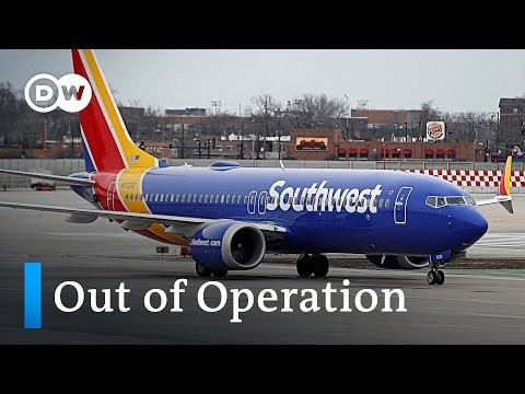 Boeing's 737 Max now grounded worldwide | DW News