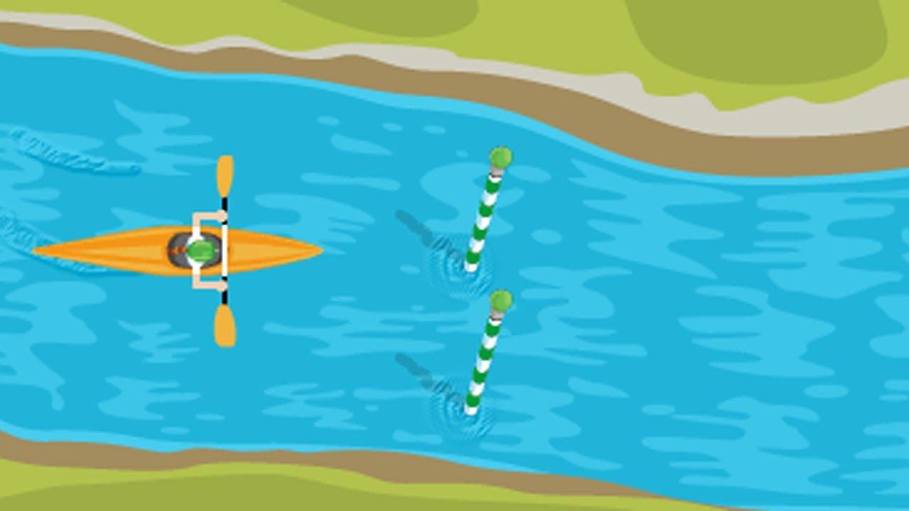 London 2012 Slalom Canoe Google Doodle Youtube