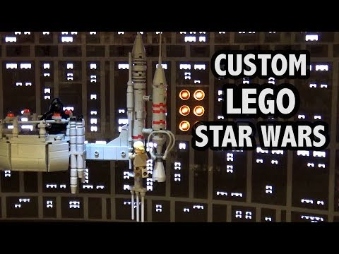Download Youtube: Star Wars 'I Am Your Father' Scene in LEGO