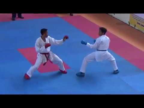 Porprov cabang Karate XIII Gianyar Bali