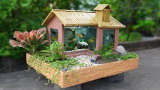 Very Nice! Aquarium, Garden, H…
