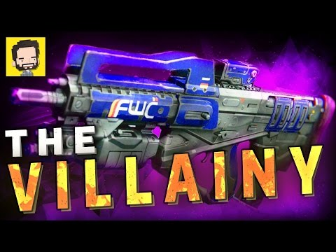 The Villainy (April Update) Legendary Pulse Rifle | Gameplay Review | Destiny (The Taken King)