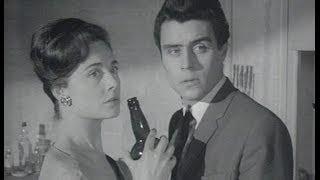 """THE WILD AND THE WILLING"" Virginia Maskell, Ian McShane. 10-16-1962. (HD)"
