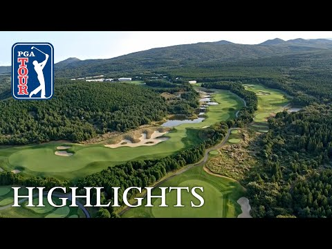 Highlights | Round 1 | THE CJ CUP