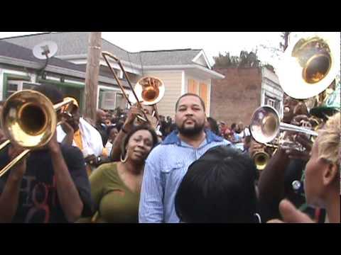 Brass band battle: Hot 8 Brass Band vs TBC Brass Band