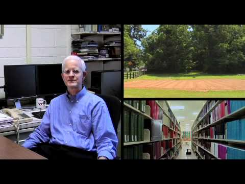 Virginia Tech: The Department of Agriculture Applied Economics