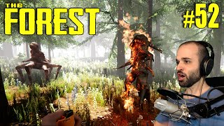 The Forest #52 | ME ASEDIAN LOS MUTANTES :S | Gameplay Español