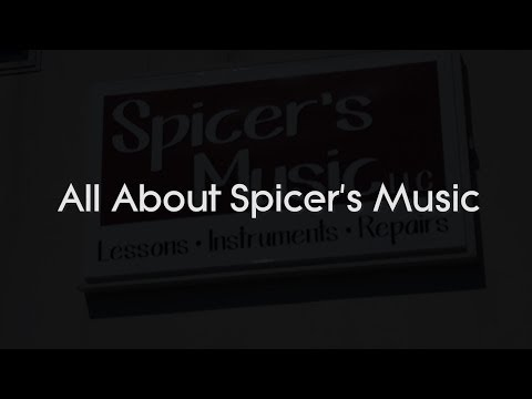 All About Spicer's Music