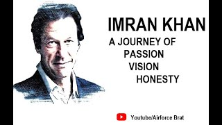 IMRAN KHAN - A Journey of Passion, Vision, And Honesty - Short Documentary