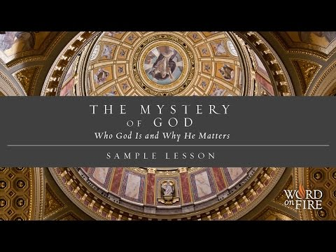 """""""The Mystery of God"""" - Sample Lesson"""