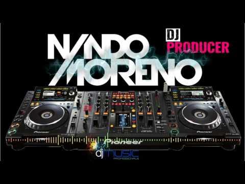 Mix Merengue Vol 8  La tanguita roja   La vaca   Abusadora  Dj Nando Moreno