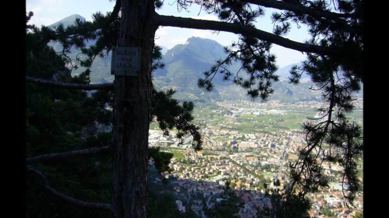 Klettersteig Cima Capi : Via ferrata fausto susatti klettersteig riva del garda cima