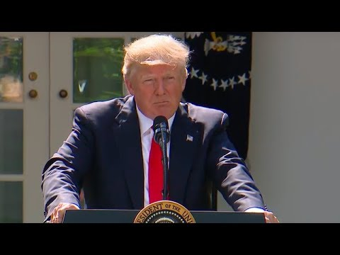 WATCH: President Donald Trump Remarks with PM of Singapore  10/23/17