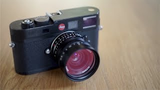 Review - The Leica M8 - Is it still good in 2019?