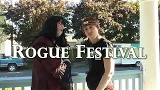 Paranormal Pair - Rogue Festival Trailer