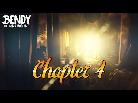 Bendy & The Ink Machine Chapter 4 || Fan Trailer
