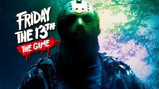 WORST COUNSELORS EVER! - Friday the 13th Game with The Crew!