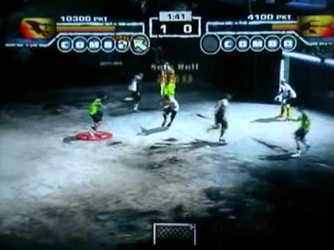 Fifa Street 1 .. PS2