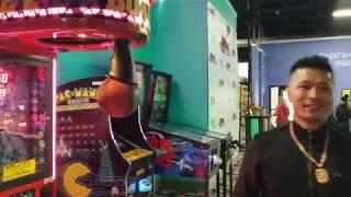Brandon Lee - Boxing Machine Punching Power (647 - 1000)