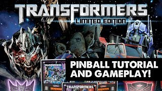 """Transformers LE pinball (Stern, 2011) Live from CBW! 3/8/18 """"Bro, do you even pinball?"""""""