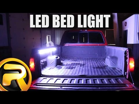 How to Install Access Truck Bed LED Light Strip