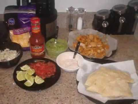 Creativity's Simple Fish Tacos Recipe - Inspired By Rubios