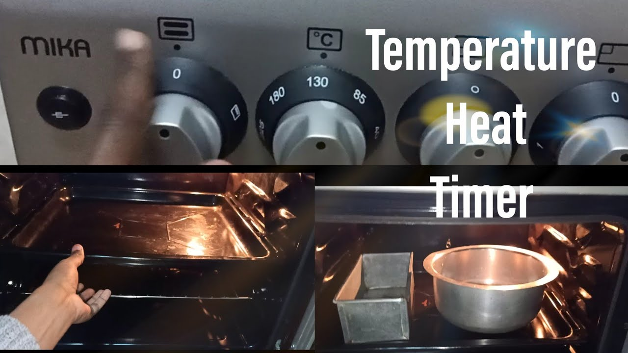 Download How to BAKE using an Electric Oven.//*Basics*