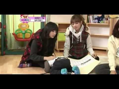 T-ara - When Mavin gets angry at Jiyeon... {eng}