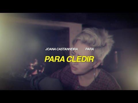 joana castanheira - para - para cledir (refém) [OFICIAL + LETRA]
