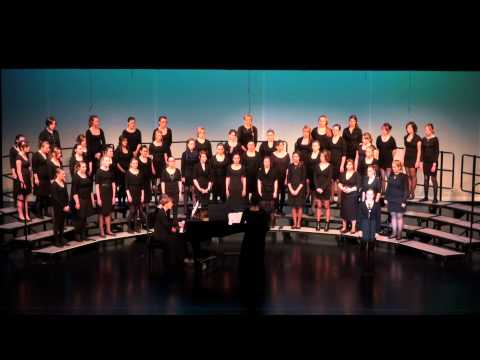 2012 Muskego High School Choir Masterworks - Bushes and Briars
