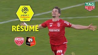 Dijon FCO - Stade Rennais FC ( 3-2 ) - Résumé - (DFCO - SRFC) / 2018-19