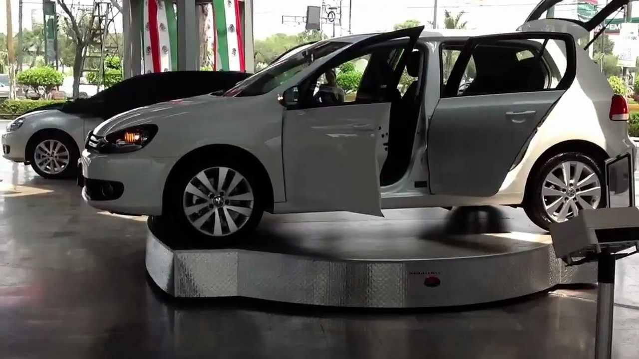 Venta De Autos >> Plataformas giratorias para autos PROTELAB SA DE C.V - YouTube