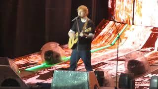 Ed Sheeran - Galway Girl @ Otkritie Arena, Moscow, 19.07.19