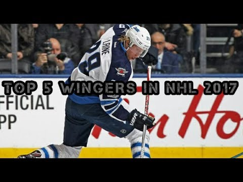 TOP 5 WINGERS IN NHL 2017