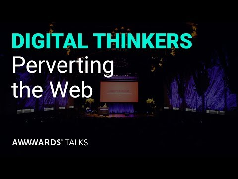 Perverting the Web with RESN @Awwwards Conference Amsterdam
