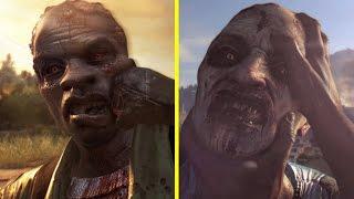 Dying Light E3 2014 vs PS4 Enhanced Edition Graphics Comparison