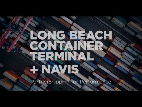 Long Beach Container Terminal + Navis: Leading the Industry in Innovation