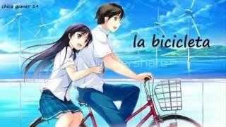 la bicicleta-nightcore