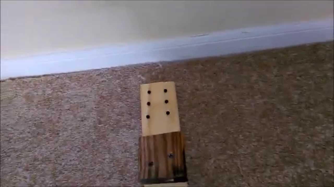 How To Stretch Install Home Carpet Diy For 1 00