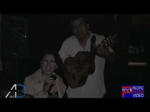 Rocio Mendoza performs at Lindsey B of The Beat Fr...