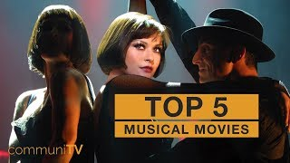 TOP 5: Musical Movies