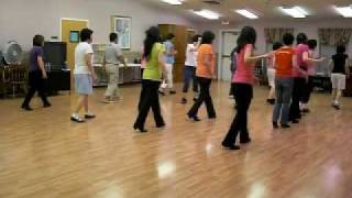 Walk Back To Me (Peter, Alison & Dan Albro Jun 05) (Dance & Teach)