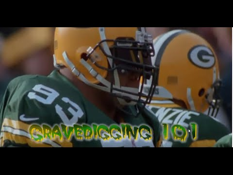 "Gilbert Brown ""Grave Digging 101"""