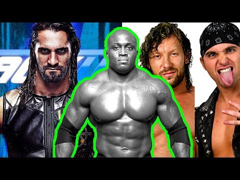ROLLINS TO SMACKDOWN? LASHLEY SIGNED WITH WWE CONFIRMED? Goi