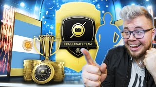 NIEMOŻLIWE! CO ZA TRAF! - NAGRODY ZA DIVISION RIVALS  | FIFA 19