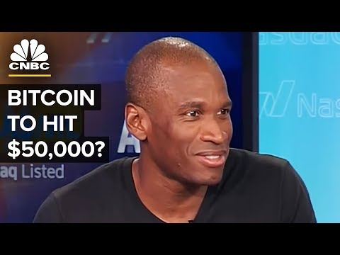 Bitcoin To Hit $50,000 By Year-End: BitMEX CEO Arthur Hayes | CNBC